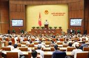 Sẽ thông qua Nghị quyết về phát triển KT-XH và dự toán ngân sách nhà nước 2019