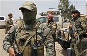 Liên quân không kích miền Đông Syria, khoảng 38 người thiệt mạng