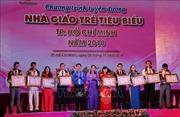 Thành phố Hồ Chí Minh vinh danh 248 nhà giáo trẻ tiêu biểu