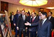 Trưng bày ảnh 'Việt-Nga: Quan hệ hữu nghị truyền thống và hợp tác toàn diện'