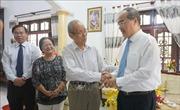 Lãnh đạo TP Hồ Chí Minh thăm, chúc mừng các nhà giáo tiêu biểu
