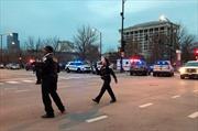 Nổ súng tại bệnh viện Chicago, một cảnh sát nguy kịch