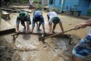 Khánh Hòa: Khắc phục hậu quả mưa lũ, ứng phó với áp thấp nhiệt đới khả năng mạnh lên thành bão