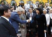 Phó Chủ tịch nước Đặng Thị Ngọc Thịnh tiếp Đoàn đại biểu tham gia Festival Âm nhạc mới Á - Âu