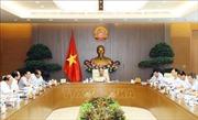 Thủ tướng Nguyễn Xuân Phúc: 'Tăng trưởng kinh tế cần tính toán cả khu vực kinh tế không chính thức'