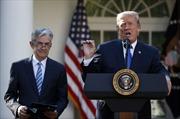 Tổng thống Donald Trump chỉ trích Chủ tịch FED đang 'làm hại nền kinh tế Mỹ'
