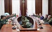 Đối thoại Chiến lược quốc phòng Việt Nam - LB Nga lần thứ tư