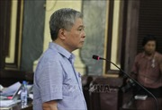 Xét xử phúc thẩm nguyên Phó Thống đốc Ngân hàng Nhà nước Việt Nam Đặng Thanh Bình