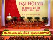 Đại hội đại biểu toàn quốc Hội Nông dân Việt Nam bước vào ngày làm việc đầu tiên