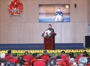 Chủ tịch Quốc hội dự hội nghị triển khai công tác kiểm sát 2019