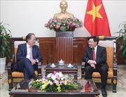 Phát triển hiệu quả quan hệ đối tác chiến lược Việt - Anh trên nhiều lĩnh vực