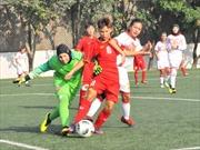 Đội tuyển U16 nữ Việt Nam sẵn sàng cho Giải vô địch bóng đá U16 nữ châu Á 2019
