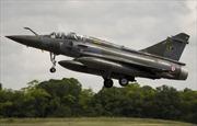 Máy bay chiến đấu Mirage 2000D của Pháp 'mất tích' gần biên giới Thụy Sĩ