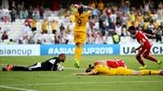 ASIAN CUP 2019: Palestine - Australia: Đứng dậy sau cú vấp