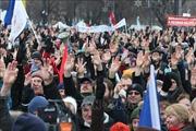 Biểu tình tại Hungary phản đối luật lao động sửa đổi