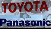 Toyota và Panasonic sẽ sớm thành lập liên doanh sản xuất pin cho xe điện