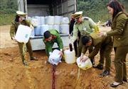 Lào Cai phát hiện, xử lý 91 vụ vi phạm về an toàn vệ sinh thực phẩm