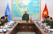Rà soát việc chuẩn bị cho Đội Công binh tham gia hoạt động gìn giữ hòa bình LHQ