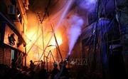 Gia tăng thương vong trong vụ hỏa hoạn nghiêm trọng tại Bangladesh