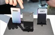 Samsung trình làng 'siêu phẩm' Galaxy S10 và smartphone màn hình gập đầu tiên