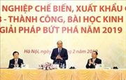 Thủ tướng Nguyễn Xuân Phúc: Xuất khẩu gỗ và lâm sản phải vượt kim ngạch 11 tỷ USD