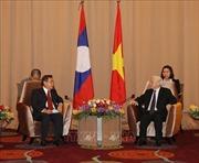 Phát huy quan hệ hữu nghị truyền thống, hợp tác toàn diện Việt Nam - Lào