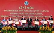 Thủ tướng Nguyễn Xuân Phúc dự Lễ kỷ niệm 64 năm Ngày Thầy thuốc Việt Nam