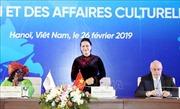 Đoàn kết, hợp tác chặt chẽ giữa các nước Pháp ngữ và cả cộng đồng quốc tế