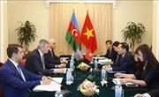 Tham vấn chính trị giữa Bộ Ngoại giao Việt Nam và Bộ Ngoại giao Azerbaijan
