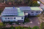 Quảng Ngãi khuyến khích phát triển năng lượng điện mặt trời áp mái