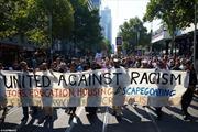 Hàng nghìn người Australia biểu tình, phản đối chủ nghĩa bài Hồi giáo