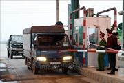Chống đối không mua vé, đâm xe vào gác chắn Trạm BOT Mỹ Lộc