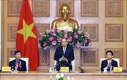 Thủ tướng Nguyễn Xuân Phúc làm việc với Trung ương Đoàn TNCS Hồ Chí Minh