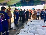 Vụ 5 người Việt Nam tử vong do tai nạn giao thông ở Thái Lan: Hỗ trợ gia đình nạn nhân làm thủ tục đưa thi hài về nước sớm nhất
