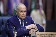 Liên đoàn Arab, Palestine cảnh báo các nước chuyển đại sứ quán tới Jerusalem