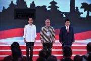 Hai cặp ứng cử viên tranh luận trực tiếp lần cuối cùng trước ngày bầu cử chính thức ở Indonesia