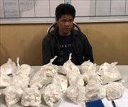 Phá chuyên án ma túy lớn, thu 20 bánh heroin, 198 viên ma túy tổng hợp