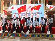 Hà Nội: Khởi công xây dựng 154 ngôi nhà cho người nghèo, gia đình có công
