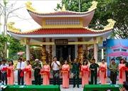 Kiên Giang: Khánh thành Nhà tưởng niệm liệt sĩ Tiểu đoàn Tây Đô