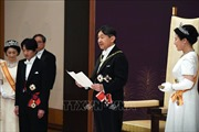 Các lãnh đạo châu Á chúc mừng tân Nhật hoàngNaruhito