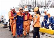 Vượt đêm tối cứu 52 thuyền viên gặp nạn tại khu vực quần đảo Hoàng Sa