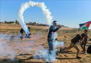 Đụng độ ở Dải Gaza giữa người biểu tình Palestine và binh sĩ Israel
