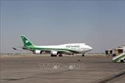 Hãng hàng không Iraqi Airways chưa nối lại các chuyến bay tới Syria
