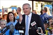 Bầu cử Australia: Thủ tướng Scott Morrison mừng chiến thắng 'kỳ diệu'