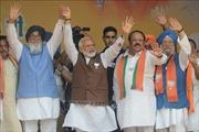 Thủ tướng Ấn Độ Narendra Modi tuyên thệ nhậm chức nhiệm kỳ hai vào ngày 30/5