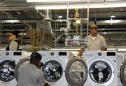 LG Electronics hoàn tất xây dựng nhà máy sản xuất máy giặt đầu tiên ở Mỹ