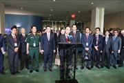 Việt Nam với Hội đồng Bảo an Liên hợp quốc: Những thành tựu đổi mới của Việt Nam được khẳng định