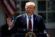 Tổng thống D.Trump 'nước đôi' về đàm phán thương mại Mỹ- Trung