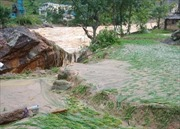 Thời tiết vẫn diễn biến xấu, vùng núi Lào Cai đề phòng lũ quét, lở đất đá