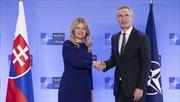 Slovakia sẽ đáp ứng mục tiêu ngân sách quốc phòng của NATO vào năm 2022
